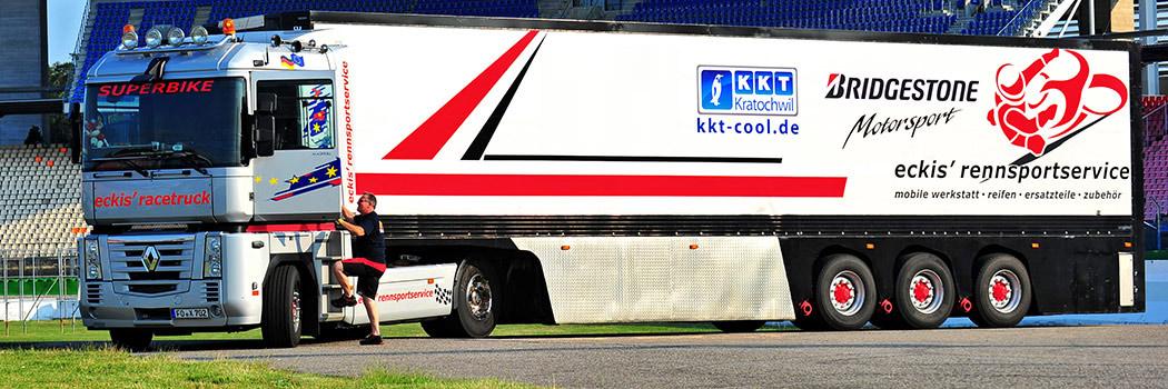 Eckis' Racetruck